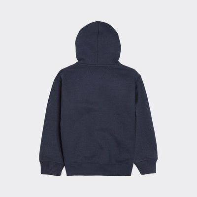 Sudadera Tommy Jeans Con Capucha, Parche Y Logo