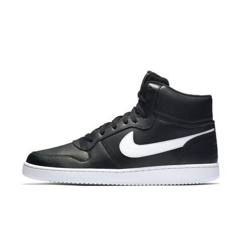 Nike Ebernon Mid Zapatillas - Hombre - Negro