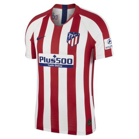 Atlético De Madrid 2019/20 Vapor Match Home Camiseta De Fútbol - Hombre - Rojo