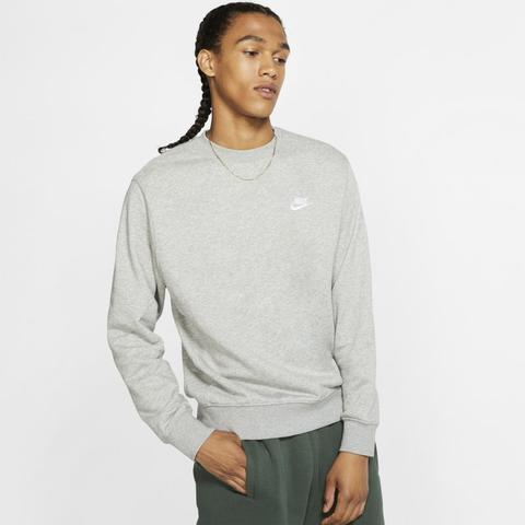Nike Sportswear Club Sudadera De Tejido French Terry - Hombre - Gris
