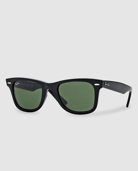 Ray-ban - Gafas De Sol Unisex Wayfarer Grises de El Corte Ingles en 21 Buttons