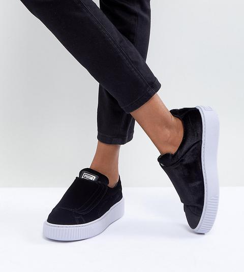 puma bianche e nere scarpe