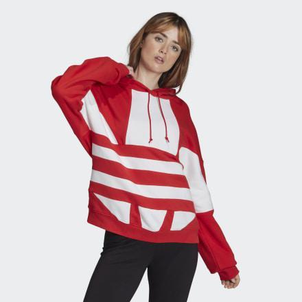 Sudadera Con Capucha Large Logo de Adidas en 21 Buttons