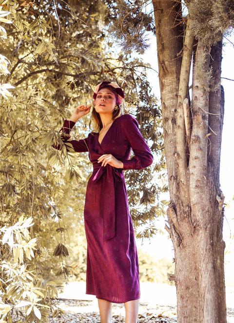 Vestido Alexandra Brillo de Panambi en 21 Buttons