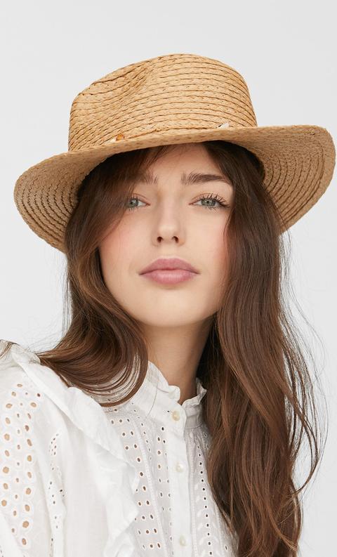 Sombrero Cowboy Con Conchas