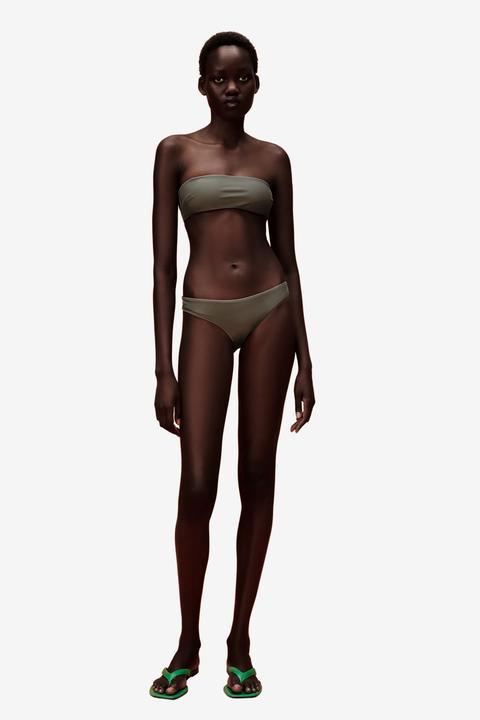 Top Bikini Bandeau