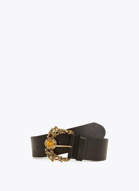Cinturó Pell Sivella Vintage