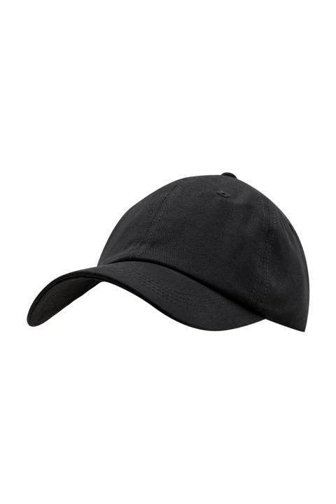 Gorra Negra Básica - 100% Algodón Orgánico