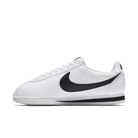 Nike Classic Cortez Zapatillas - Hombre - Blanco