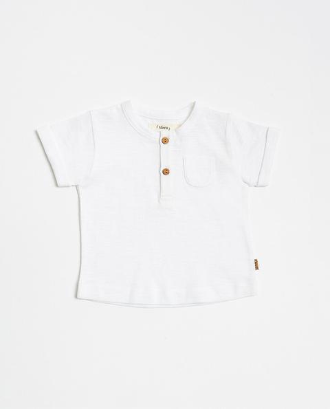 Sfera - Camiseta De Bebé Niña En Lisa Panadera de El Corte Ingles en 21 Buttons