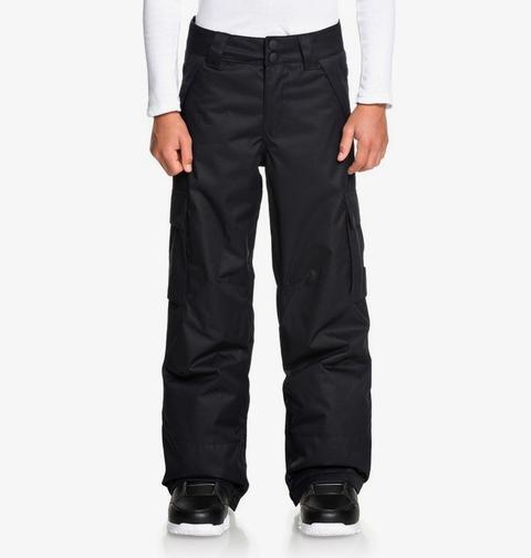Banshee - Pantalón Para Nieve Para Chicos 8-16 de DC Shoes en 21 Buttons