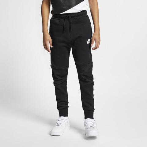 tsunami Enfatizar mármol  Pantalon En Tissu Tech Fleece Nike Sportswear Pour Enfant Plus Âgé - Noir  from Nike on 21 Buttons