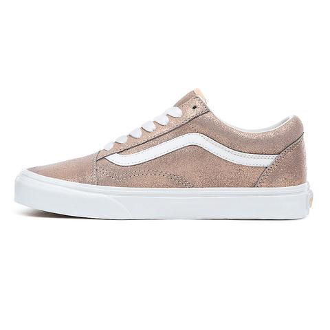 zapatillas vans old skool mujer rosa