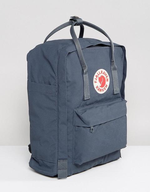 Fjallraven Classic Kanken Backpack In Graphite-grey