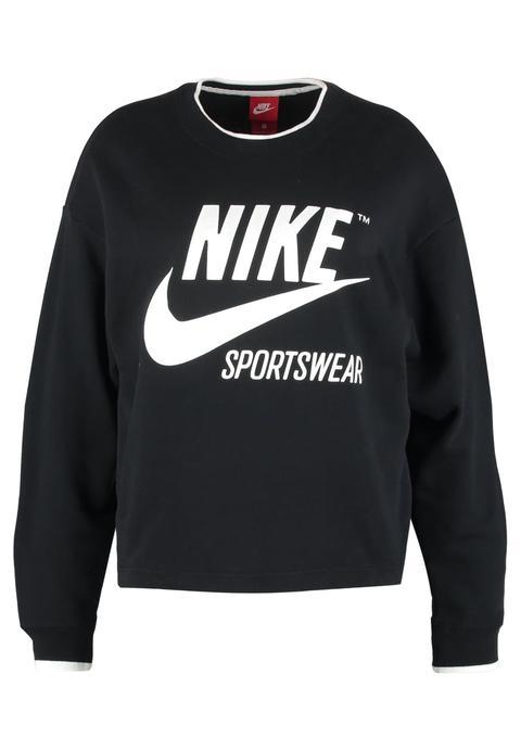 Nike Sportswear Crew Archive Sudadera Black from Zalando on 21 Buttons