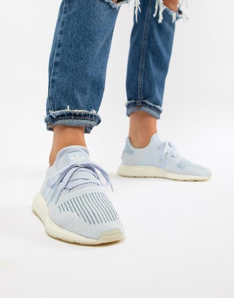 Adidas Originals Swift Run Trainers In