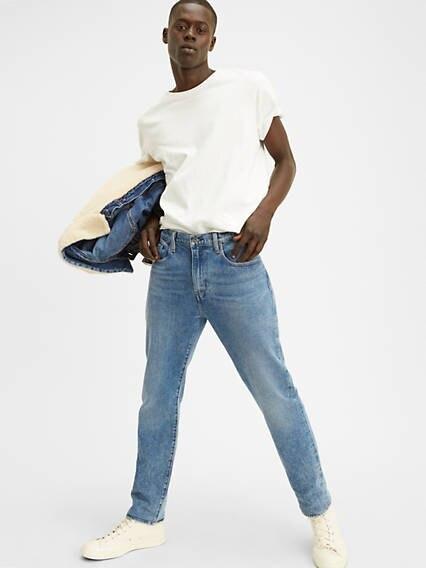 Levi's® Made & Crafted® 502™ Jeans Azul / Ludlow de Levi's en 21 Buttons