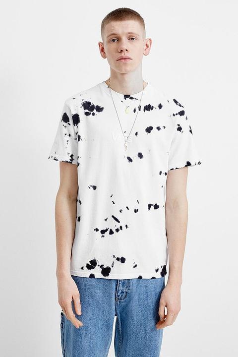 Vans Batik t shirt In Weiß Mit Kastigem Logodesign Herren L from Urban Outfitters on 21 Buttons