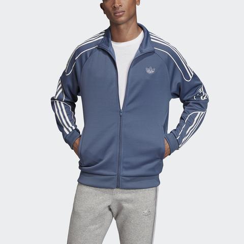 felpa adidas uomo track jacket flamestrike