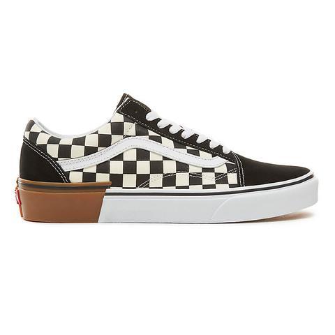 vans checkerboard hombre