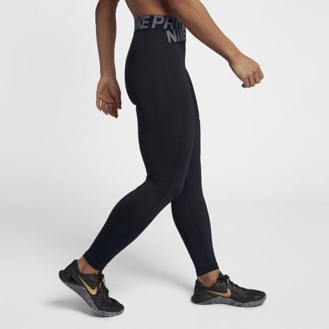 nike pro donna leggings