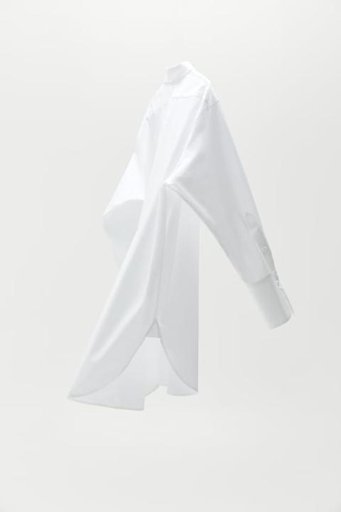 Camisa Popelín Oversize