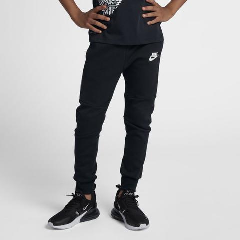 Nike Sportswear Pantalón Tech Fleece - Niño/a - Negro de Nike en 21 Buttons