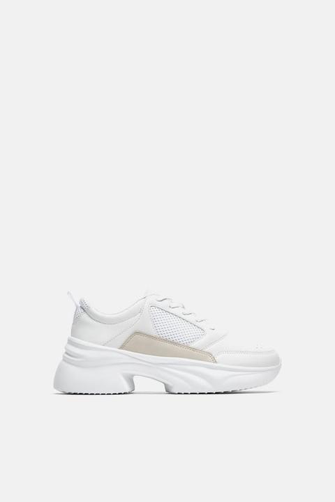 Sneaker Mit Hohen Absätzen