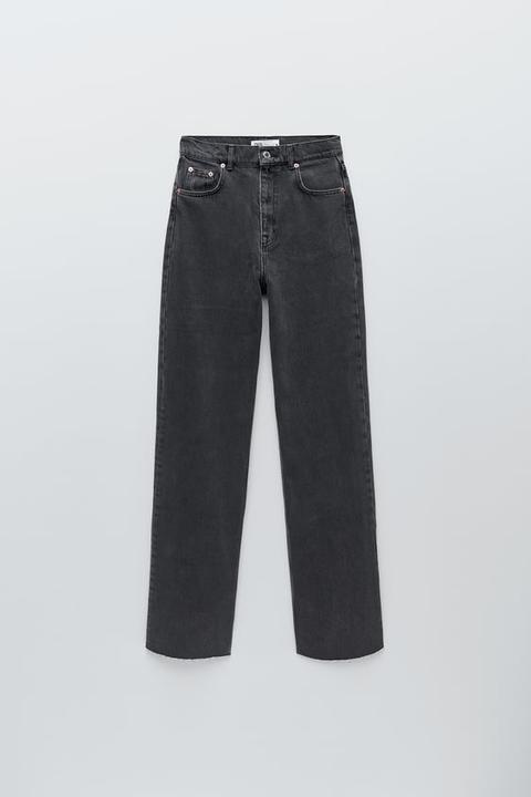 Jeans Zw Premium 90s Full Length Sonora Black