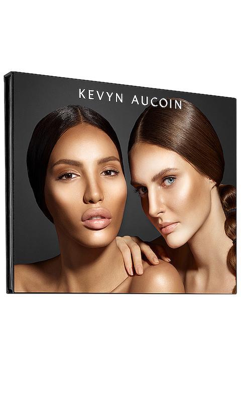 Kevyn Aucoin - Paleta De Color Contour Book