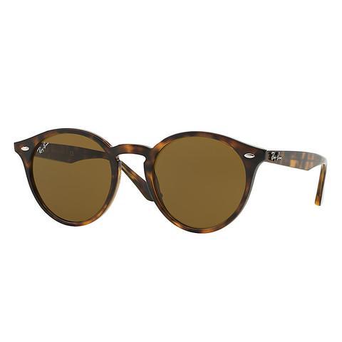 Rb2180 Damen Sunglasses Gläser: Braun, Frame: Havana