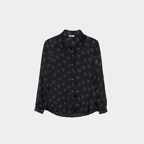 Camisa Sienna Puntos