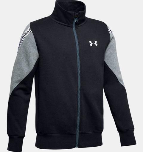 Under Armour Boys Sportstyle Fleece Full Zip