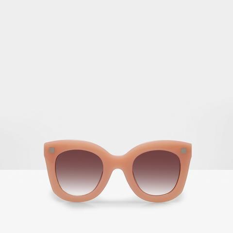 Gafas De Sol Montura Rosa de Purificacion Garcia en 21 Buttons