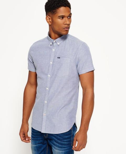 Camisa Ultimate Oxford de Superdry en 21 Buttons