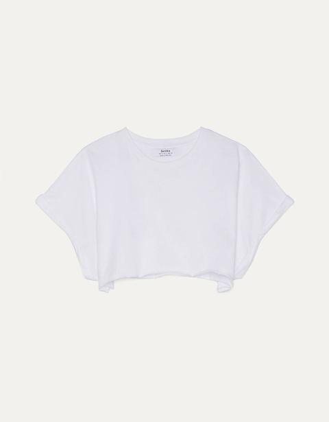 Camiseta Super Cropped