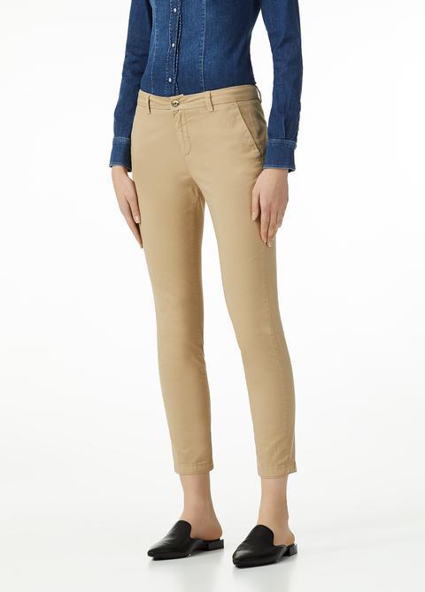 promo code a8dcf 90ba6 Pantalone Skinny | Shop Online Liu Jo from Liujo on 21 Buttons