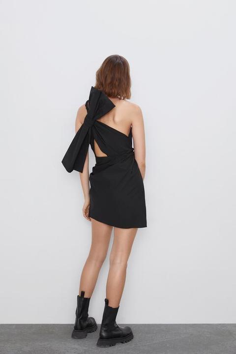 Vestido Mini Lazo