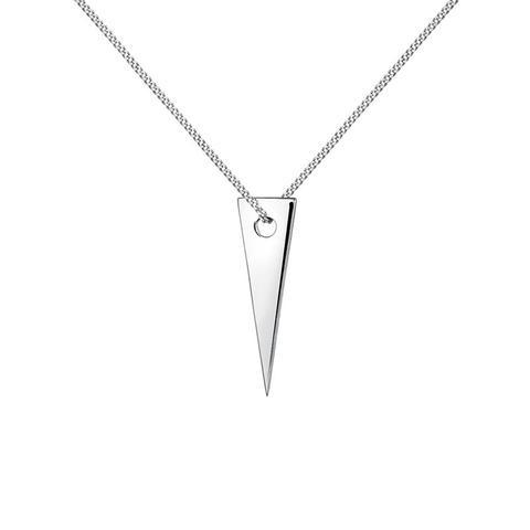 materiales superiores incomparable compra especial Colgante Triángulo Plata from Aristocrazy on 21 Buttons
