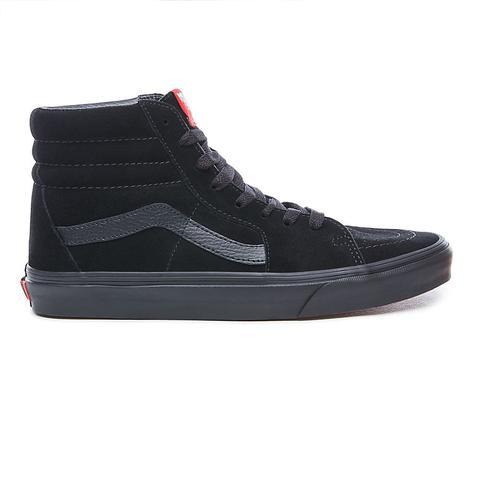 Vans Sk8-hi Shoes (black/black) Women Original Classic