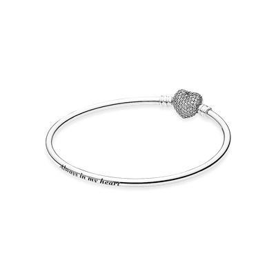pandora braccialetto cuore