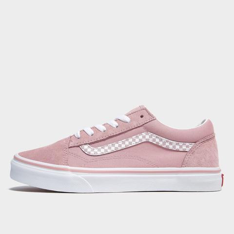 Vans Old Skool Junior - Pink - Kids