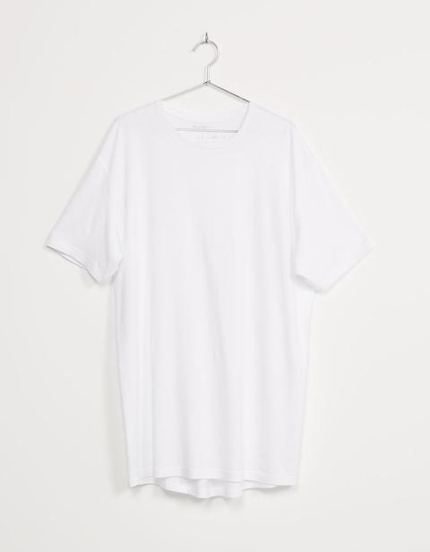 Camiseta Longer Fit