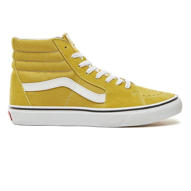 vans jaune chaussure