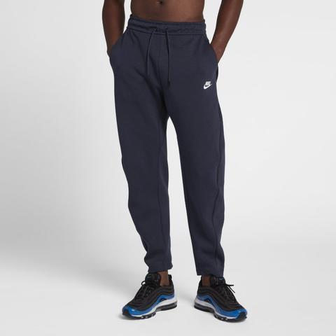 imponer prima auge  Nike Sportswear Tech Fleece Pantalón - Hombre - Azul from Nike on 21 Buttons