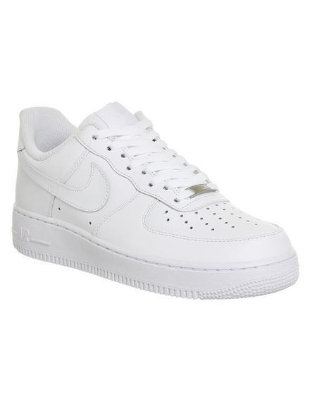 Nike Air Force 1 (m) White