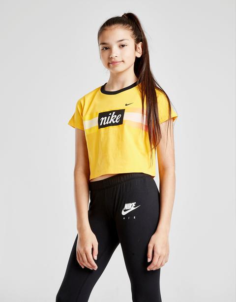 Nike Air Crop T Shirt Damen | JD Sports