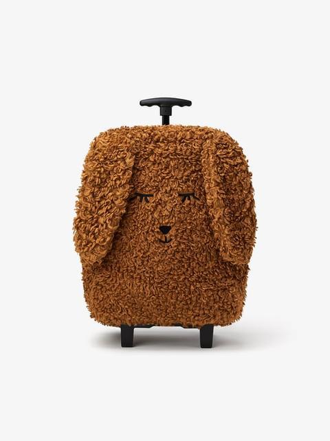 Trolley Perrito Rizo de Zara en 21 Buttons