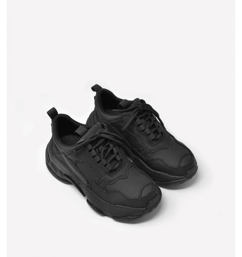 Zapatillas Lofi Negro By Jeffrey Campbell
