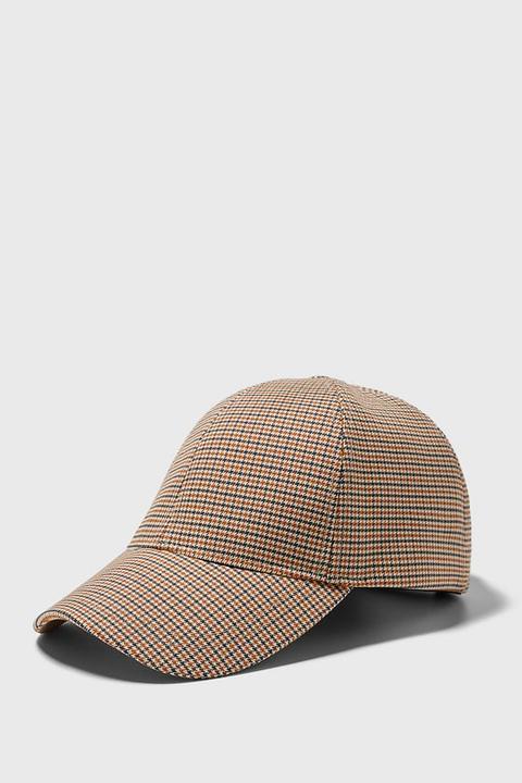 design di qualità carino stile di moda Cappello Pied De Poule from Zara on 21 Buttons